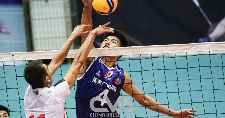ZHEJIANG WIN 3 IN A ROW IN CHINESE MEN'S VOLLEYBALL CHAMPIONSHIP