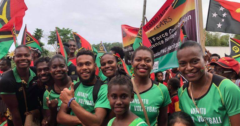 MASAUVAKALO SHARES INSPIRING STORY OF VANUATU'S RISE IN BEACH VOLLEYBALL