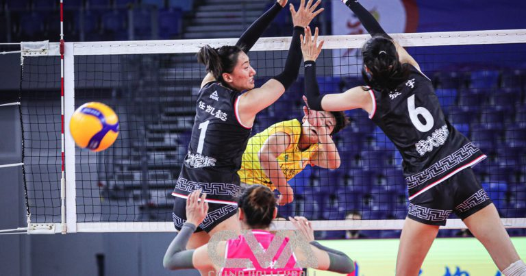 SHANDONG, BEIJING CLAIM DRAMATIC WINS IN CHINESE WOMEN'S VOLLEYBALL LEAGUE
