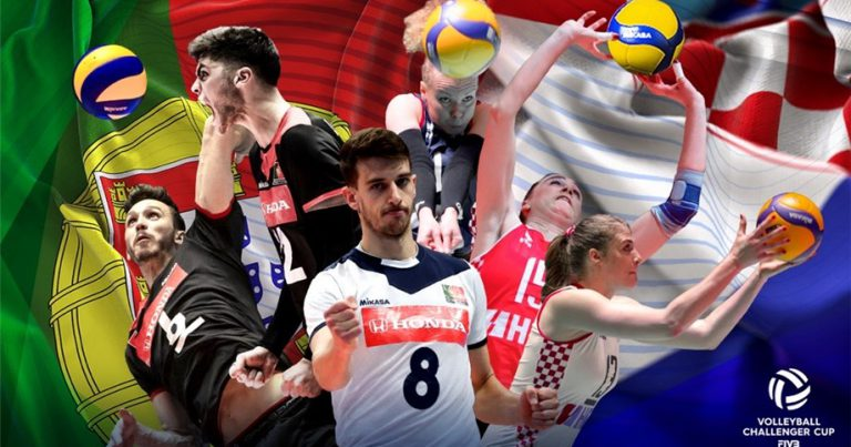 QUALIFICATION SYSTEM AND HOST COUNTRIES FOR THE FIVB VOLLEYBALL CHALLENGER CUP 2021 CONFIRMED
