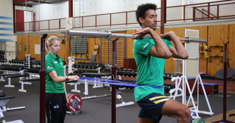 AUSTRALIAN VOLLEYBALL ACADEMY APPOINTS JAN LEGG AS STRENGTH & CONDITIONING COACH