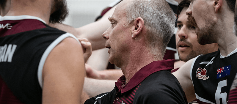CRAIG MARSHALL APPOINTED VOLLEYBALL AUSTRALIA'S HIGH-PERFORMANCE DIRECTOR