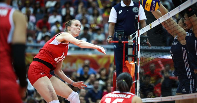 JT & NEC KEEP PACE WITH TORAY IN JAPANESE WOMEN'S LEAGUE