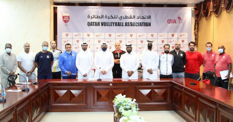 QVA CONDUCTS DRAWING OF LOTS FOR 4TH NATIONAL CHAMPIONSHIP, SENIOR MEN'S BV LEAGUE