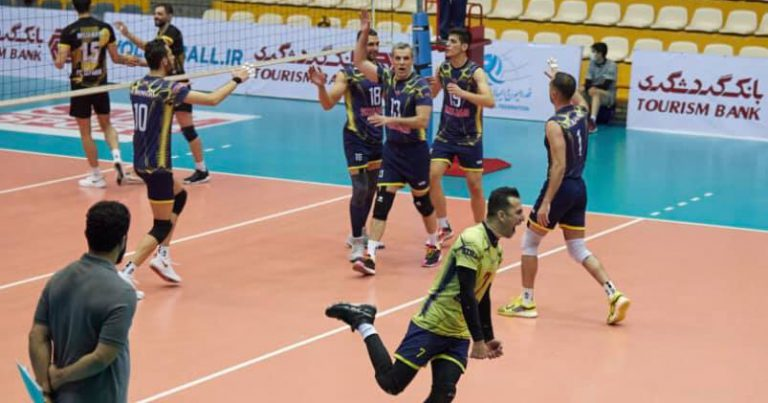 IRANIAN MEN'S SUPER LEAGUE RESUME WITH SIX THRILLING ENCOUNTERS