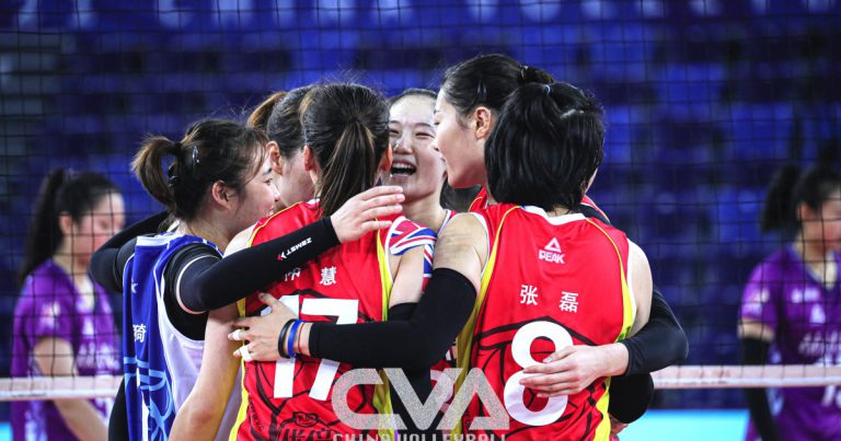 BEIJING, LIAONING WIN TOUGH GAMES IN CHINA WOMEN'S VOLLEYBALL LEAGUE