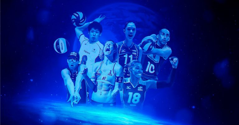 ROSTER 100 TO SHOWCASE STARS OF VOLLEYBALL AND BEACH VOLLEYBALL