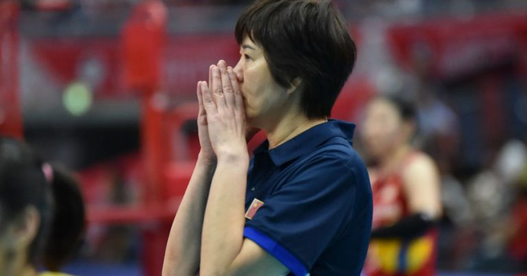 LANG PING RENEWS CONTRACT WITH CHINA WOMEN'S VOLLEYBALL TEAM