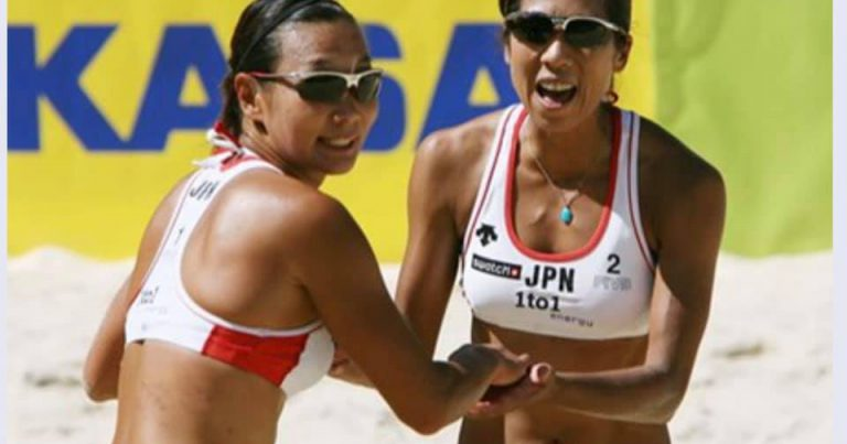 JAPAN WIN FIRST FIVB GOLD MEDAL THIS WEEK IN BEACH VOLLEYBALL HISTORY
