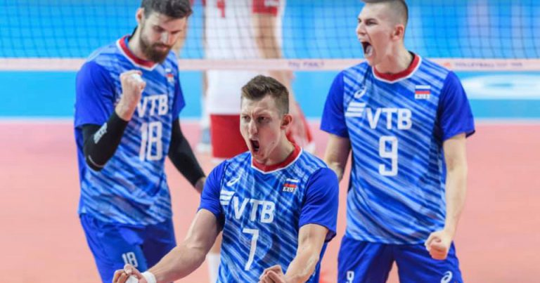 ST PETERSBURG AND MOSCOW TO HOST OPENING MATCH AND FINALS OF FIVB VOLLEYBALL MEN'S WORLD CHAMPIONSHIP 2022