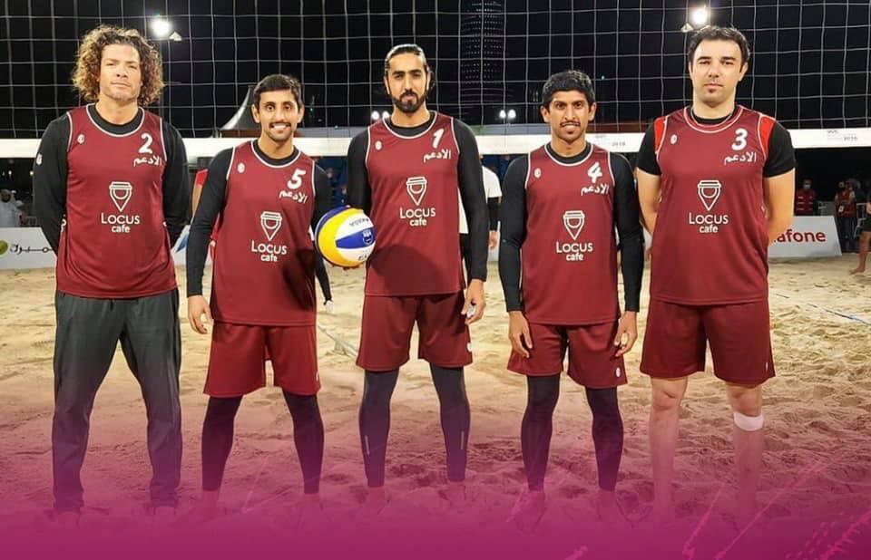 AL ADAAM, AL NOJOOM SET UP FINAL SHOWDOWN AT QOC BEACH GAMES