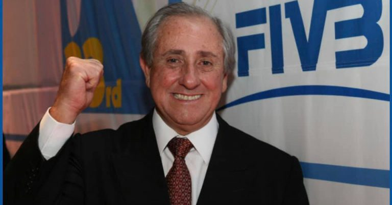 FIVB PRESIDENT REFLECTS ON CHALLENGING BUT PRODUCTIVE YEAR