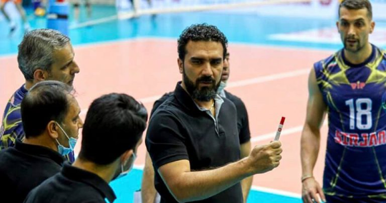 SIRJAN FOULAD RECLAIM TOP SPOT IN IRAN MEN'S PREMIER LEAGUE