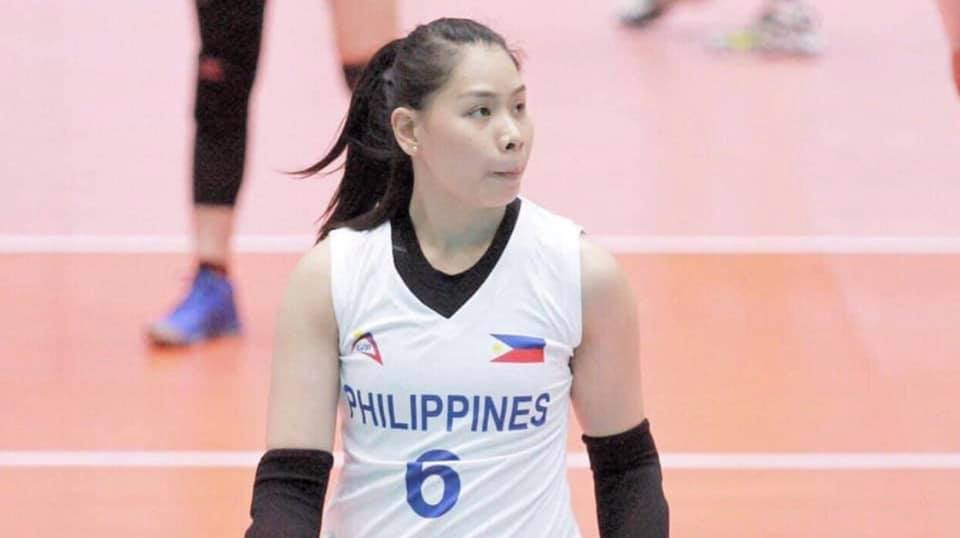FRANCES MOLINA SHARES THE JOYS OF HER VOLLEYBALL JOURNEY