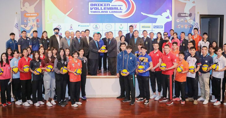 THAILAND VOLLEYBALL LEAGUE 2020-2021 SEASON TO KICK OFF ON DECEMBER 12