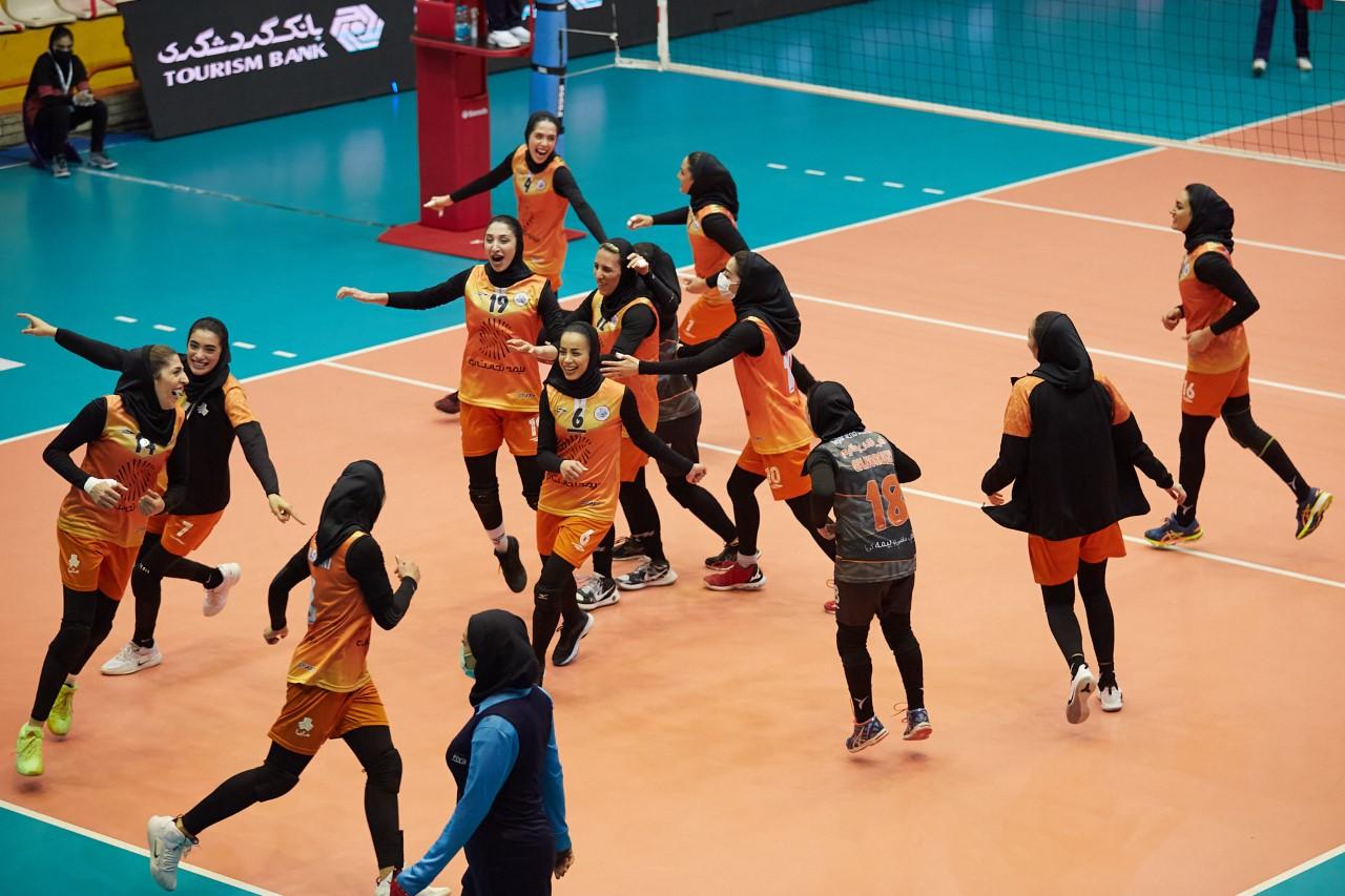 TEHRAN SAIPA CLAIM MAIDEN TITLE AT IRAN WOMEN'S SUPER LEAGUE