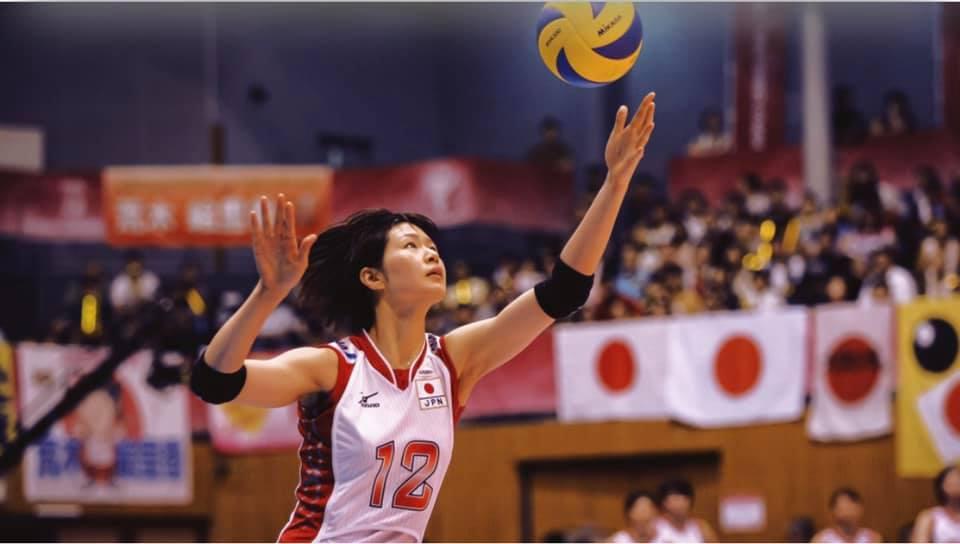 JAPAN'S FEMALE PLAYER OF THE DECADE: SAORI KIMURA