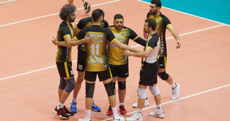 SEPAHAN FOULAD IN THE FOREFRONT AFTER WEEK 22 IN IRAN MEN'S SUPER LEAGUE