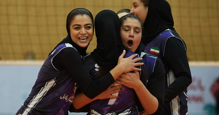 BABOL SARVGHAMATAN FINISH 5TH IN IRANIAN WOMEN'S SUPER LEAGUE