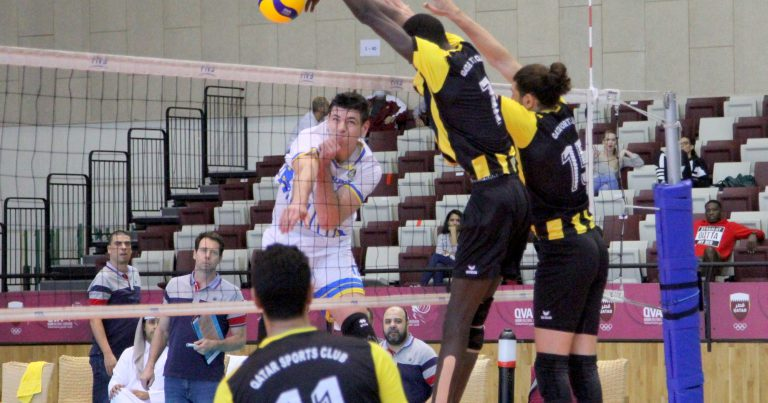 QATAR SC, AL-AHLI RECORD DOMINANT WINS IN QATAR SENIOR MEN'S LEAGUE