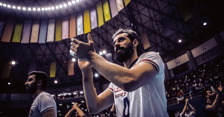 SAEID MAROUF: THE MASTER OF HIS GAME