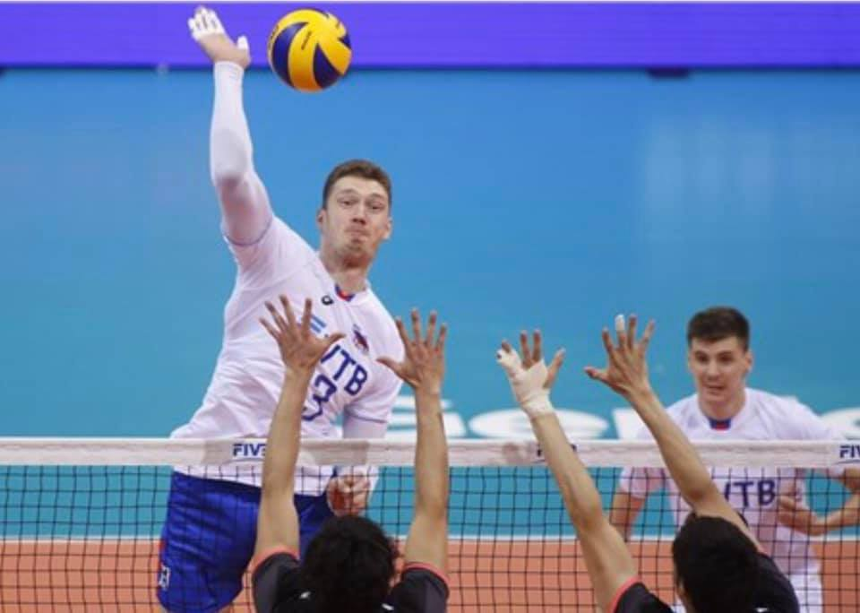 MUSERSKIY & SUNTORY STOP PANTHERS IN JAPAN MEN'S LEAGUE