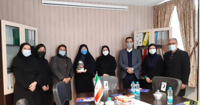 AFGHAN WOMEN IMMIGRANTS IN IRAN TO FORM VOLLEYBALL TEAM