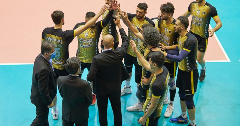 MATCH SCHEDULE RELEASED FOR IRAN MEN'S SUPER LEAGUE PLAYOFF ROUND