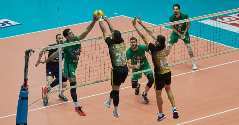 SEPAHAN FOULAD END IRAN MEN'S SUPER LEAGUE PRELIMS WITH VICTORY