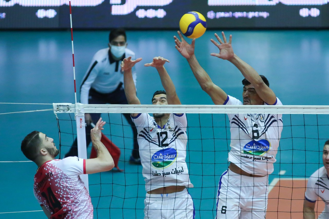 SHAHDAB, GONBAD KEEP HOPES OF ADVANCING TO IRAN MEN'S SUPER LEAGUE SEMIFINALS ALIVE