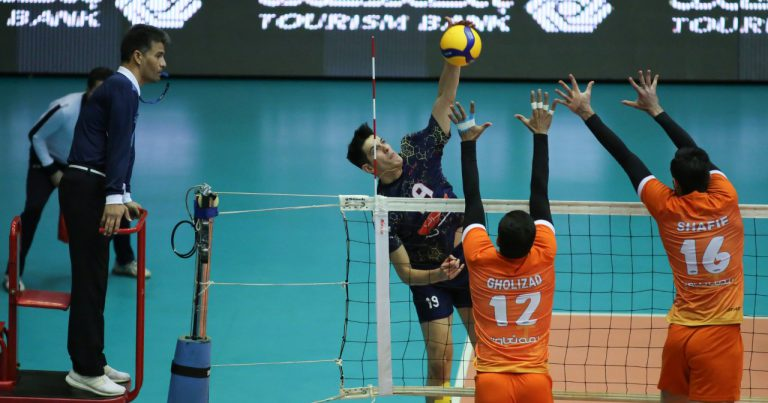 SIRJAN, SEPAHAN SQUEEZE INTO SEMIFINALS OF IRAN MEN'S SUPER LEAGUE