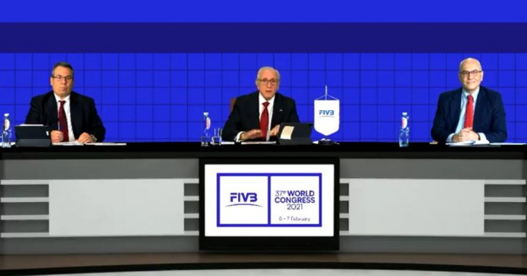 FIVB PRESIDENT CELEBRATES HISTORIC GLOBAL PARTNERSHIP AND PROMISES TO ELEVATE VOLLEYBALL TO GREATER HEIGHTS