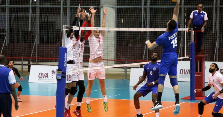QATAR SENIOR MEN'S VOLLEYBALL LEAGUE CONCLUDED