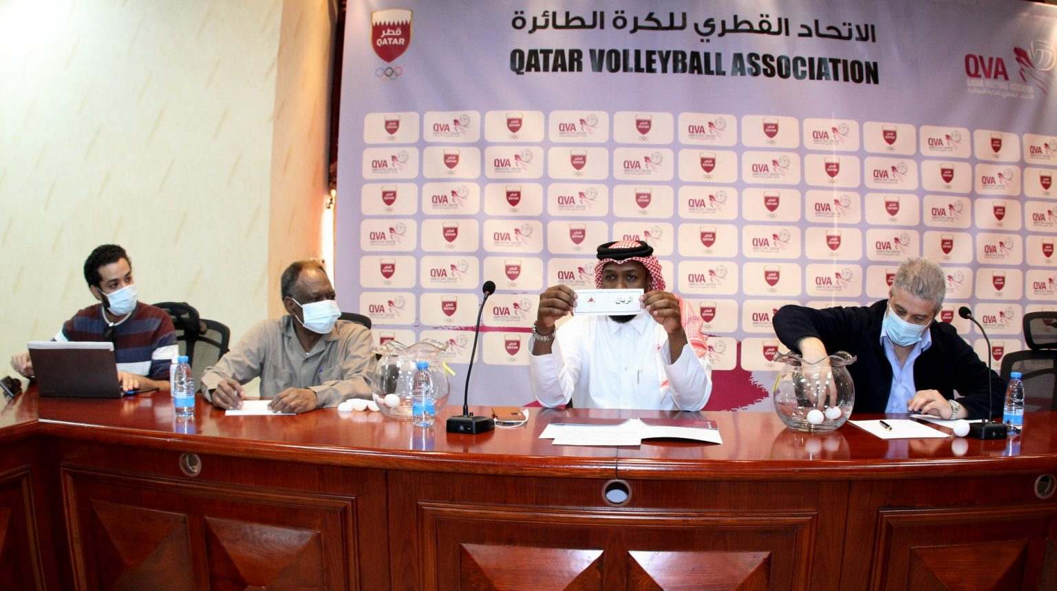 QVA CONDUCTS AMIR CUP QUALIFICATIONS DRAW