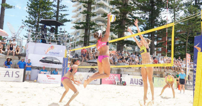 ARTACHO DEL SOLAR AND CLANCY WIN AUSTRALIAN NATIONAL TITLE ON MANLY BEACH