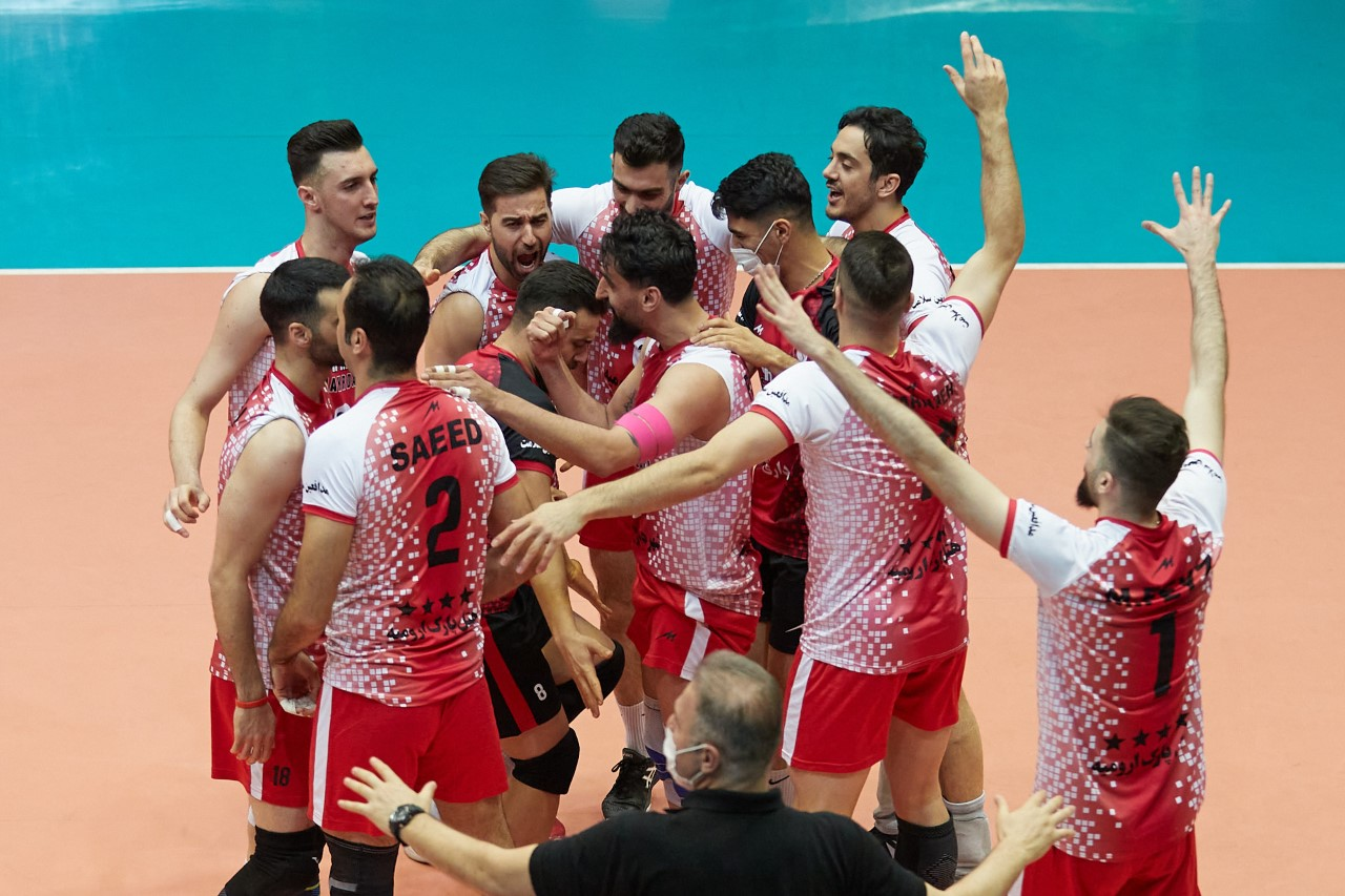 ALL WEEK 29 MATCHES OF IRAN MEN'S SUPER LEAGUE END IN DRAMATIC FOUR SETS