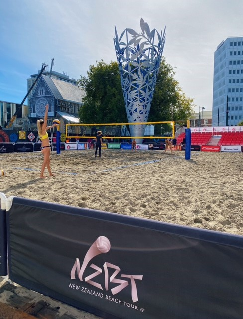 G.J. GARDNER HOMES NZ BEACH TOUR RETURNING TO CHRISTCHURCH FIRST TIME IN OVER DECADE