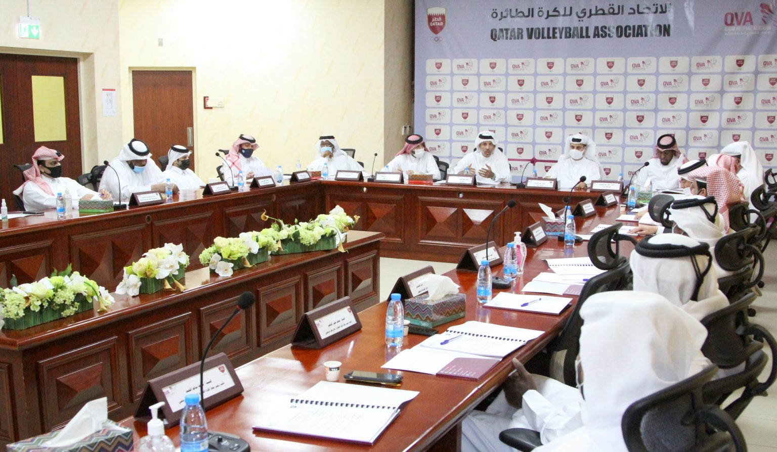 QVA CONDUCTS ORDINARY GENERAL ASSEMBLY FOR 2020/2021 SEASON