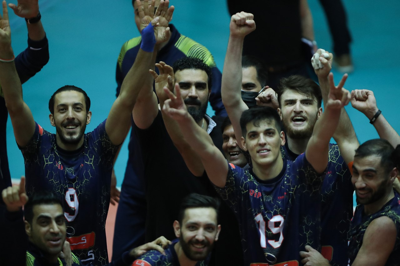 SIRJAN FOULAD SET UP FINAL CLASH WITH URMIA SHAHRDARI AT IRAN MEN'S SUPER LEAGUE