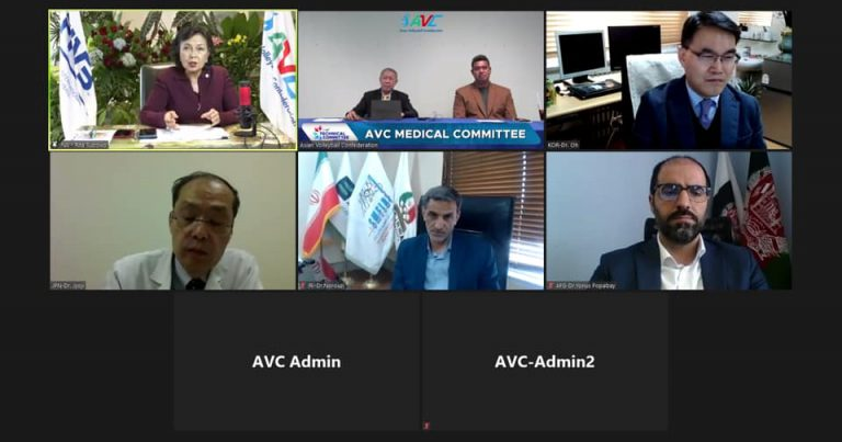 AVC MEDICAL COMMITTEE CONVENES VIRTUALLY TO MAKE HEADWAY ON KEY ISSUES
