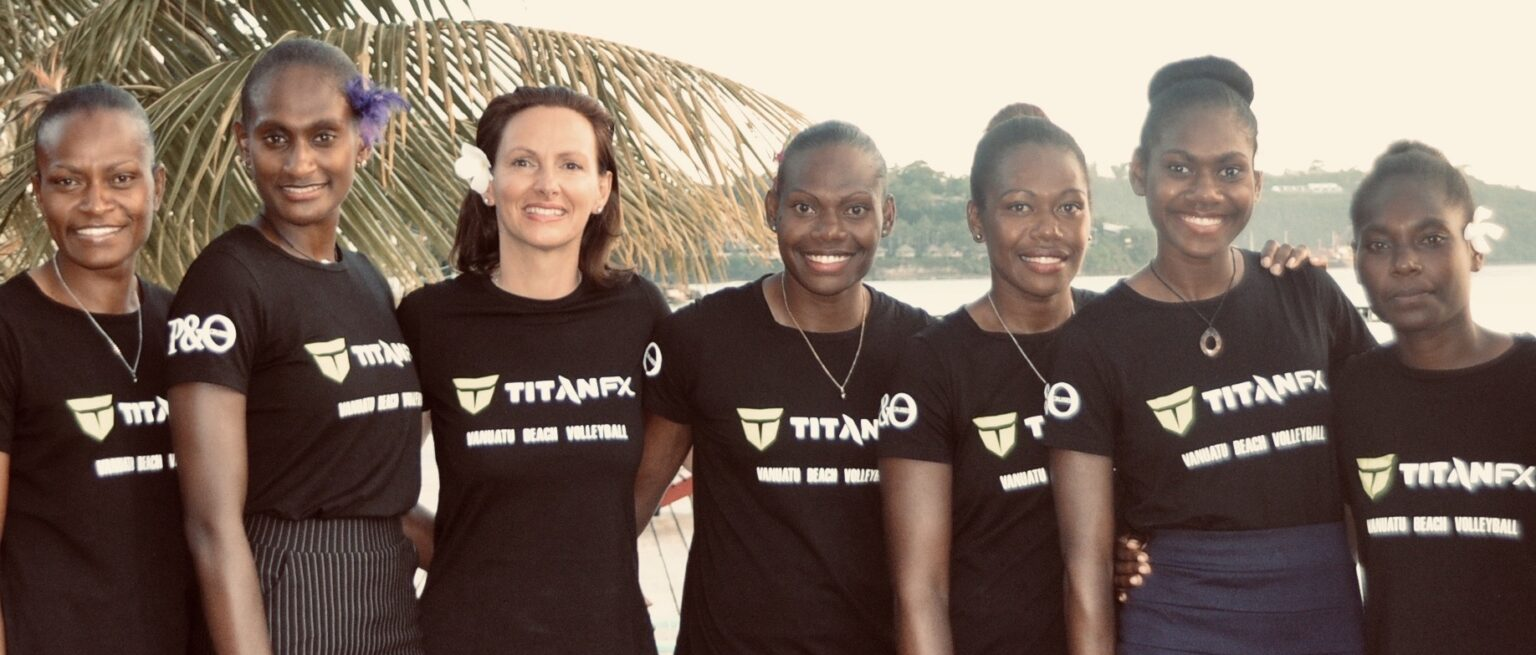 FEDERICA TONON APPOINTED VVF NATIONAL BEACH VOLLEYBALL COACH
