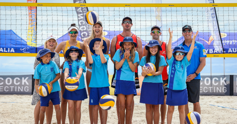 GOLD COAST TOP DESTINATION FOR AUSTRALIA NATIONAL VOLLEYBALL EVENTS