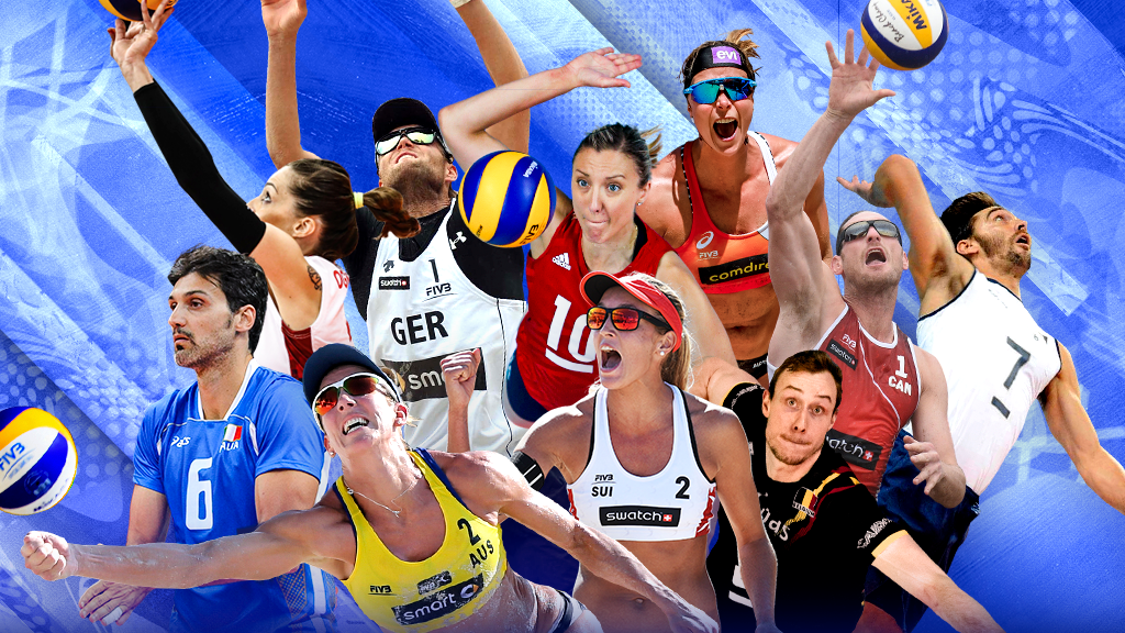 FULL COMPOSITION OF FIVB ATHLETES' COMMISSION CONFIRMED