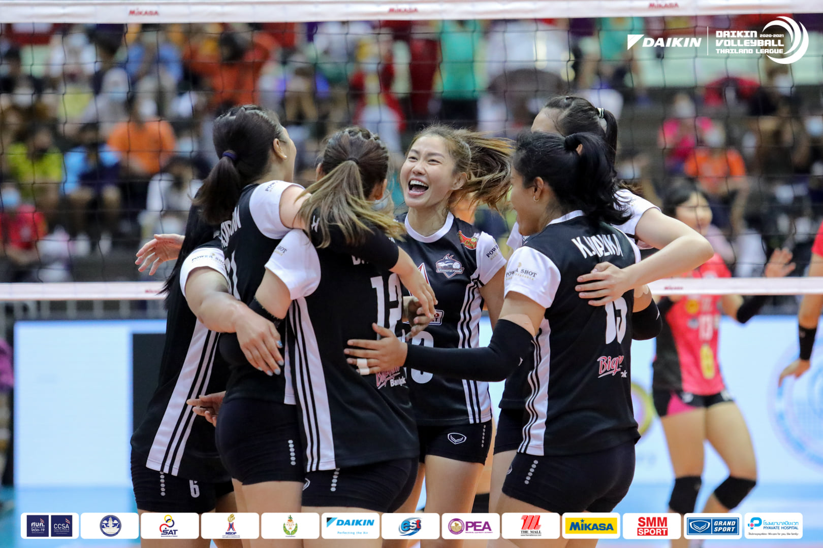 FINAL FOUR TEAMS CONFIRMED IN VOLLEYBALL THAILAND LEAGUE