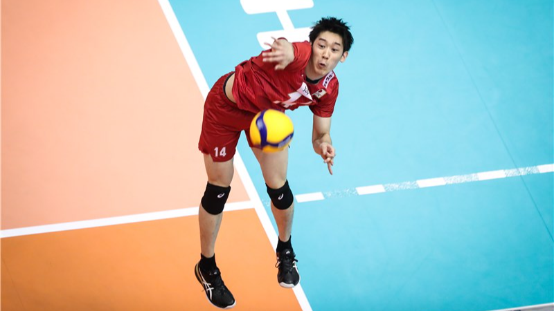 JAPAN: LOOKING TO LEAVE MARK ON VNL AHEAD OF HOME OLYMPICS