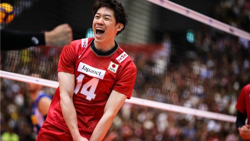 ISHIKAWA AND NISHIDA HIGHLIGHT JAPAN MEN'S 2021 ROSTER