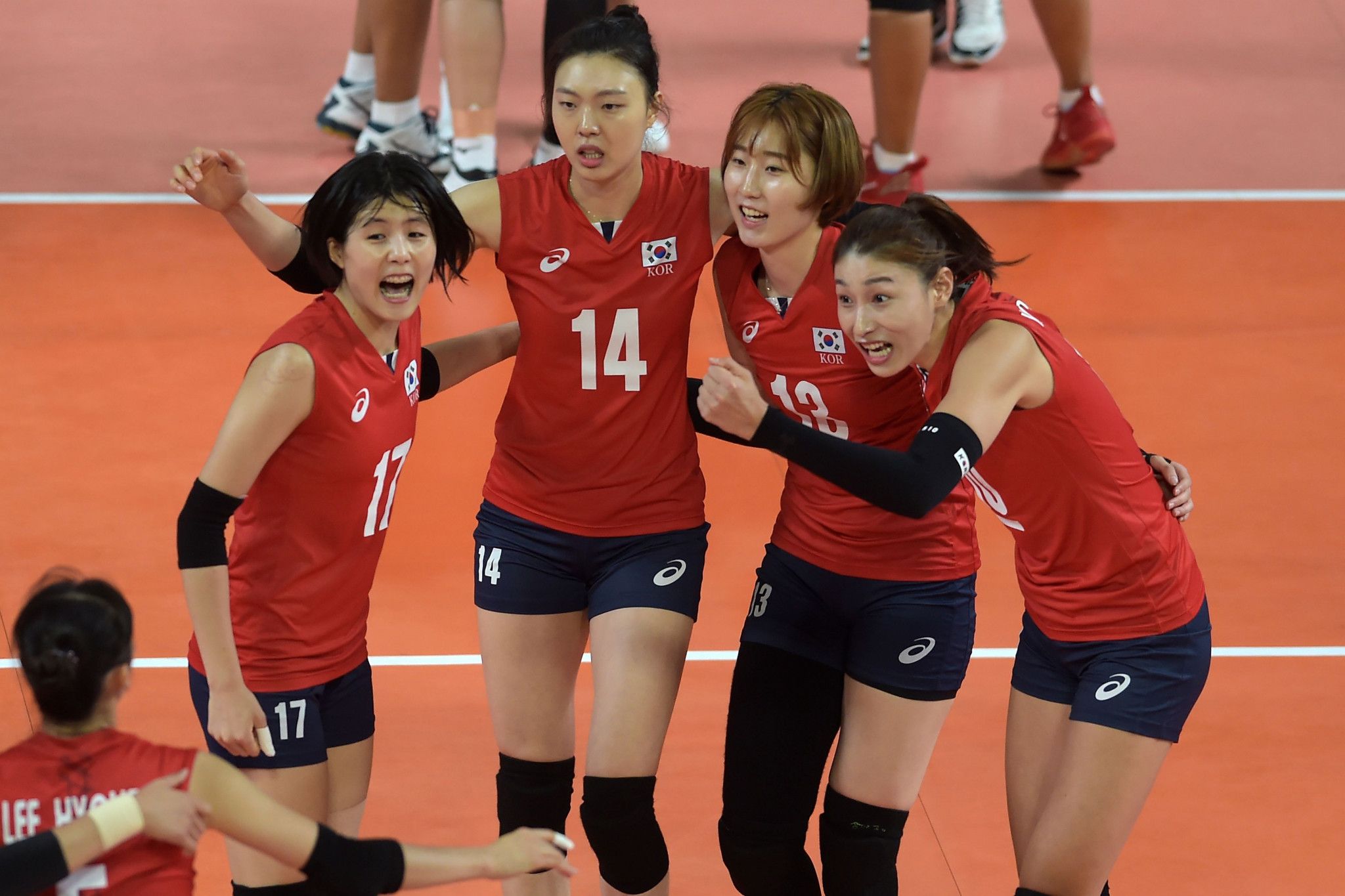 KOREA: OUT TO RISE AGAIN TO TOP OF THE PACK