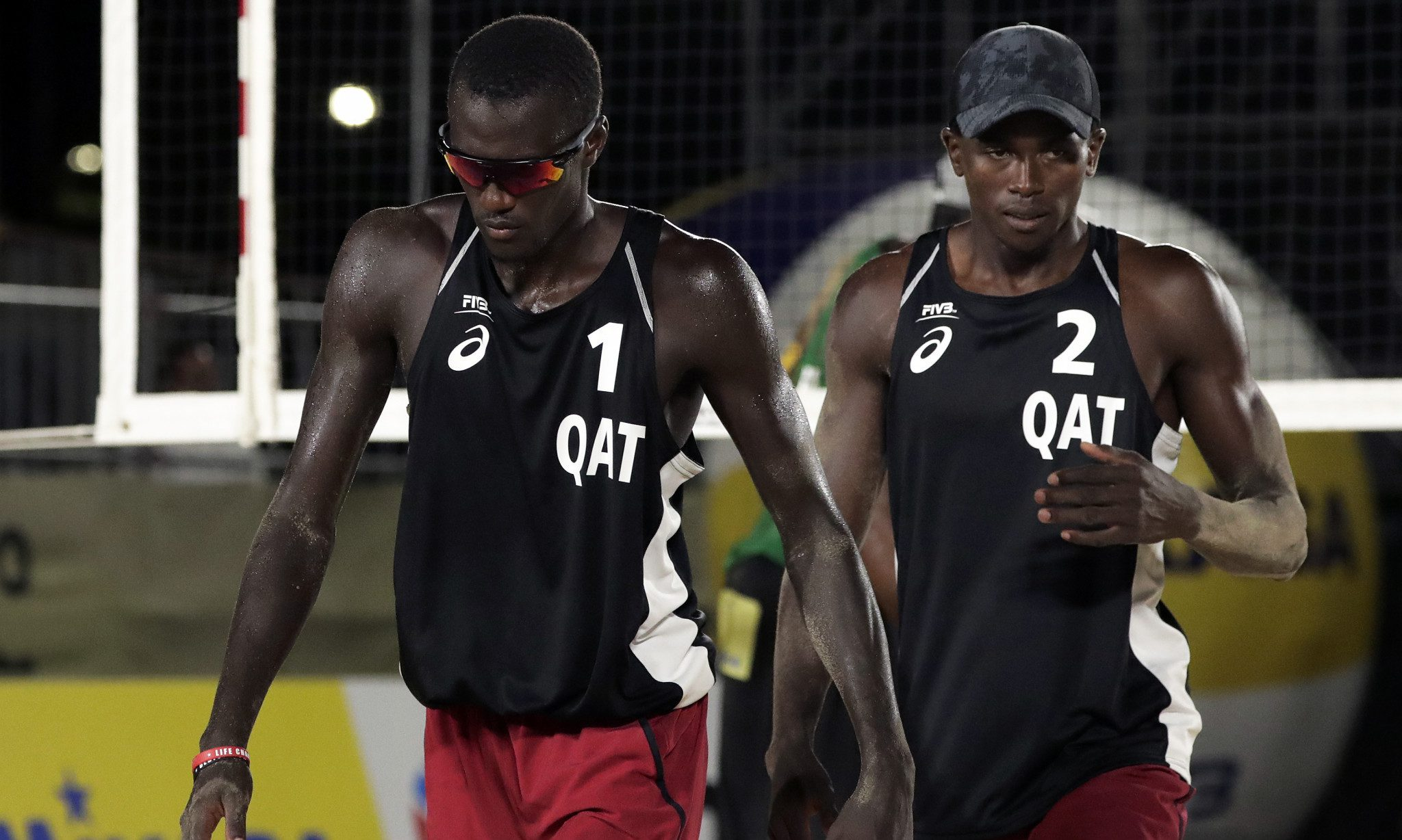 QATAR'S CHERIF & AHMED CONFIDENT OF QUALIFYING FOR TOKYO OLYMPICS