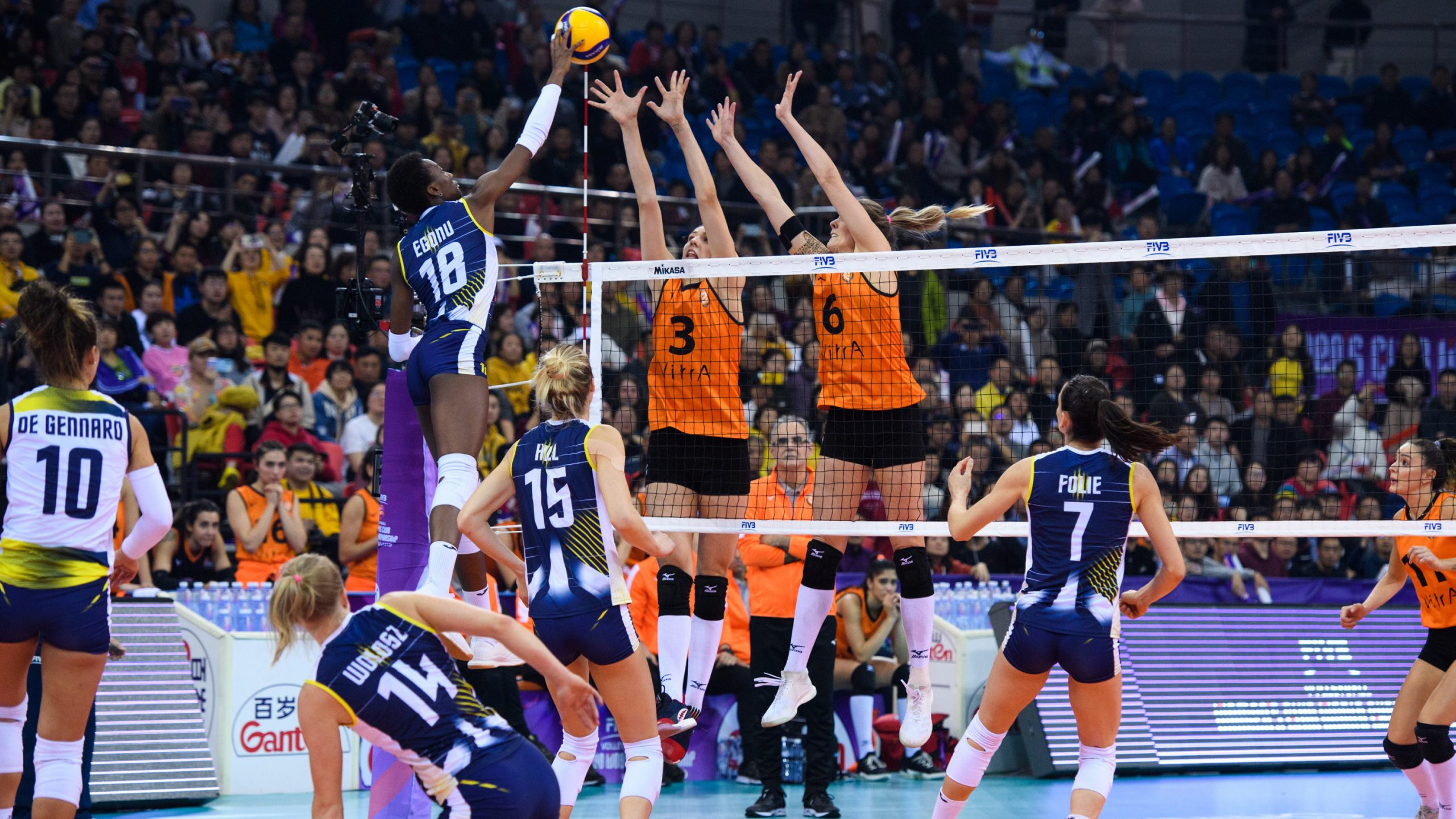 VOLLEYBALL WORLD ANNOUNCES HOSTS OF THE 2021 AND 2022 FIVB VOLLEYBALL CLUB WORLD CHAMPIONSHIPS