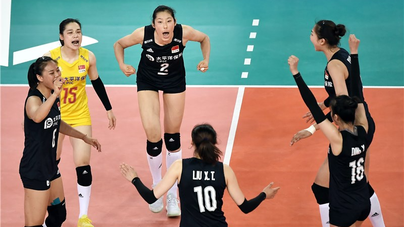 CHINA: IN QUEST FOR THEIR FIRST VNL FINAL